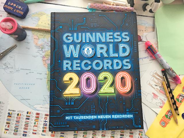 Unsere Familienrekorde mit GWR
