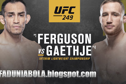 Khabib Nurmagomedov Ditantang Gaethje Juara Interim UFC 249
