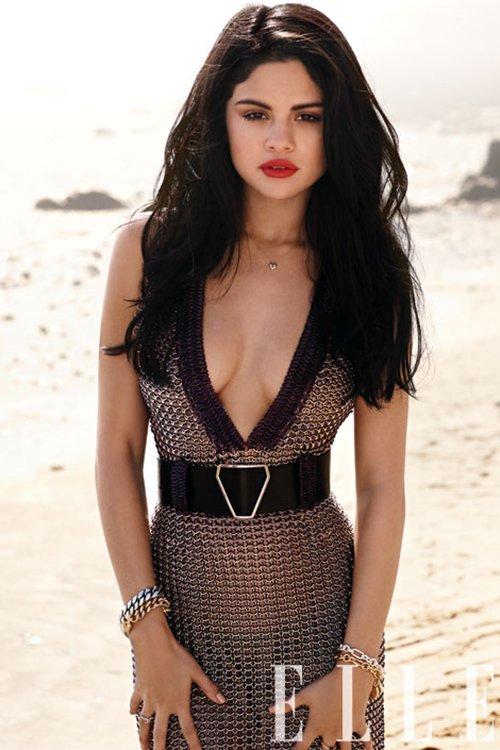 Selena Gomez Covers Elle July 2012  Lookers Blog