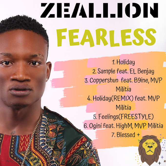Download EP FEARLESS – ZEALLION