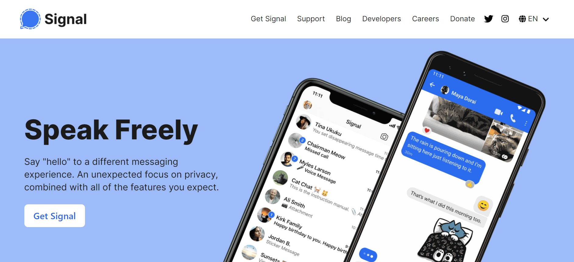 Signal App Review: Private Messenger