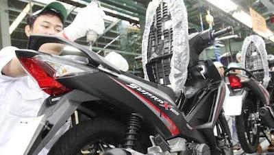 Nih Dia Tampilan Baru Motor Supra X 125 FI dan Harganya