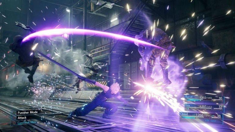 Final Fantasy VII/SquareSoft/Divulgação
