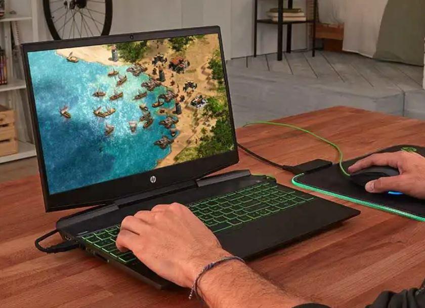 HP Pavilion Gaming 15 DK1141TX, Andalkan Duet Core i7-10750H dan GeForce GTX 1660 Ti Max-