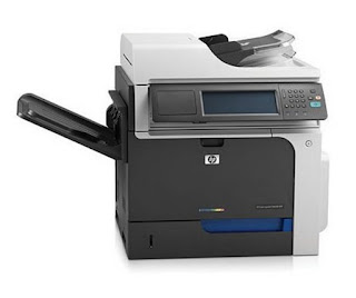 HP Color LaserJet Enterprise CM4540 MFP Drivers