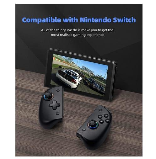 binbok LW-YS37-1 Joypad Wireless Controller for Switch