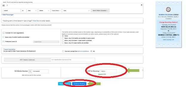 VLE के लिए IRCTC TICKETS BOOKING की नई प्रक्रिया Step by Step