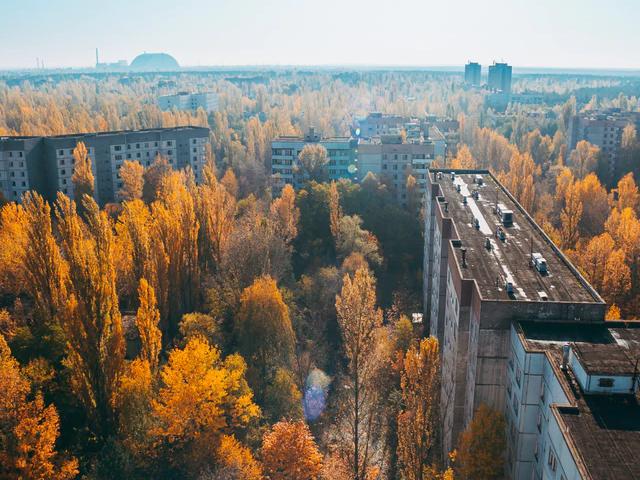 Laporan Perjalanan Wisata ke Ukraina, Chernobyl