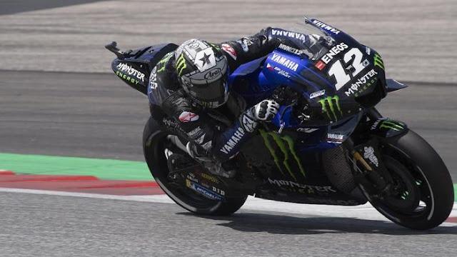 Hasil Latihan Bebas 2 MotoGP Aragon 2019