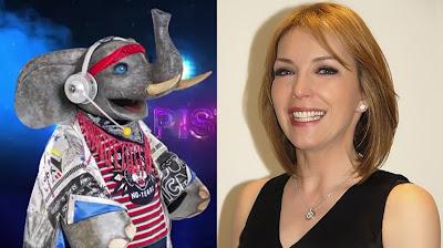 Laura Flores es Elefante