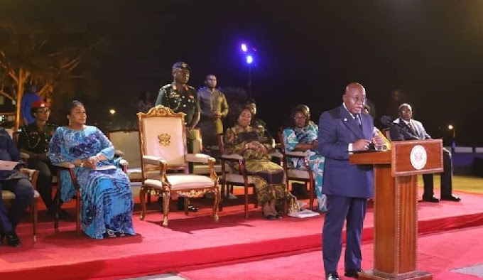 Report Corrupt Officials To My Office – Akufo-Addo To Diplomatic Corps