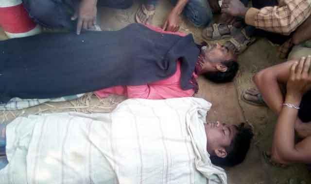 ঠাকুরগাঁওয়ে ব্রীজ ভেঙ্গে নিহত ২ শ্রমিক আহত ২