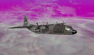 MOD Airplanes GTA San Andreas C-130 Hercules Air Force