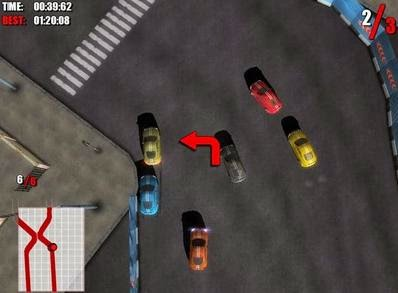 Download Game Balap Mobil Jalanan: Street Racer