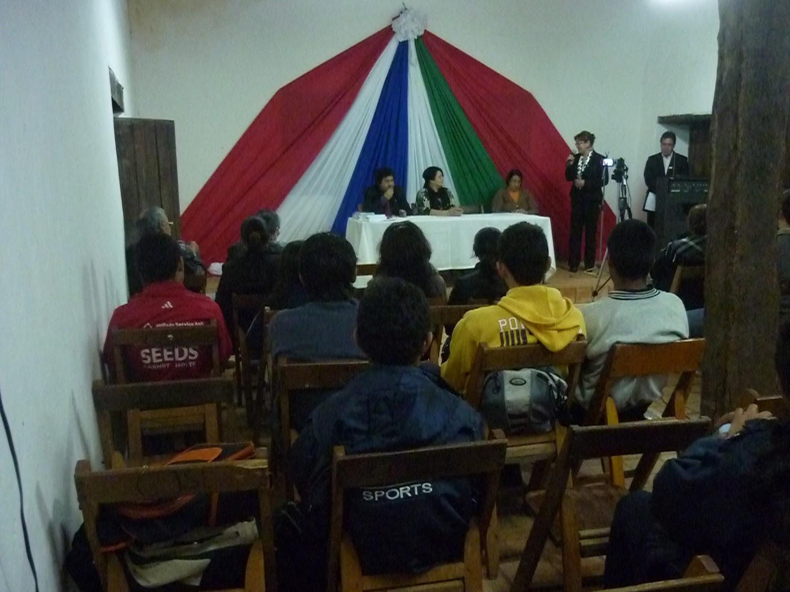 San ignacio guaz misiones paraguay blog casa de la cultura prosigue con la semana del libro - Casa de cultura ignacio aldecoa ...