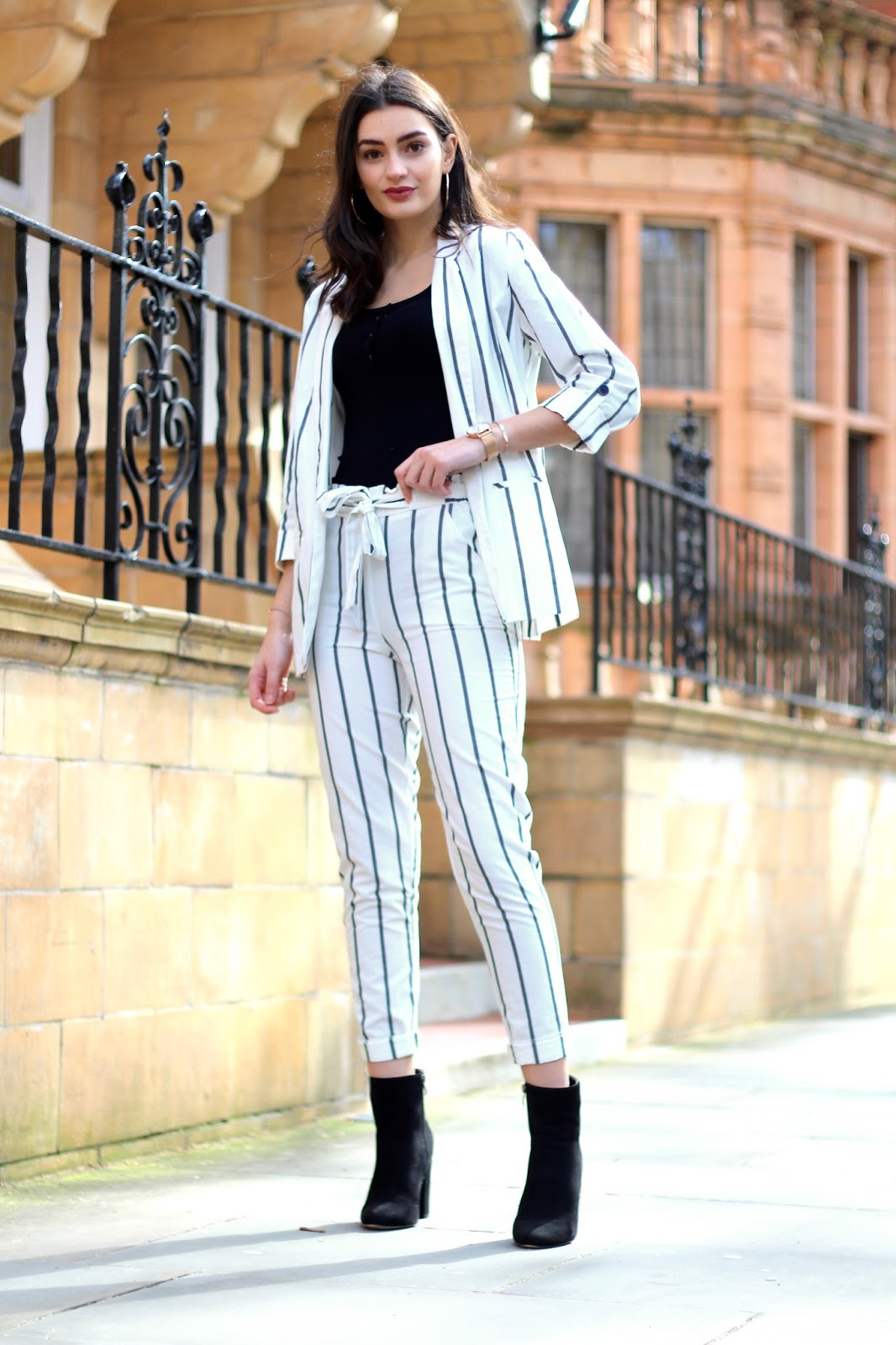 personal style blog peexo primark suit
