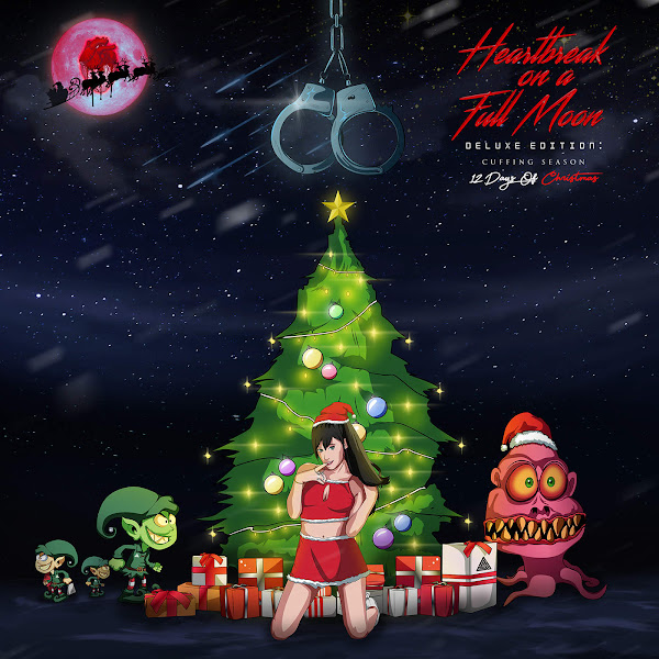 Chris Brown - Heartbreak on a Full Moon (Deluxe Edition): Cuffing Season - 12 Days of Christmas Cover