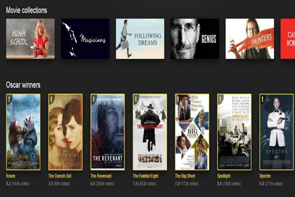 موقع سيفيدك في التعرف على أفلام جديدة على حسب نوعية كل فيلم و كل ممثل !