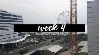 Week 4: Adios Philippines