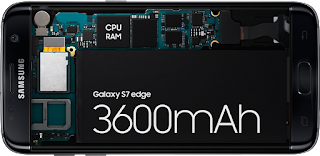3600 mAh Baterai Samsung Galay S7