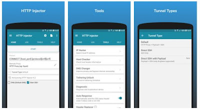 HTTP Injector Apk Free Download