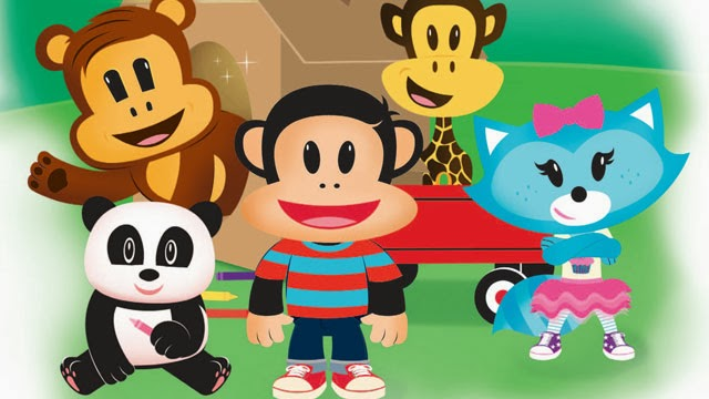 """Discovery Cube Coupon >> Paul Frank """"Monkeys"""" Around With Kid's Clothes & New ..."""