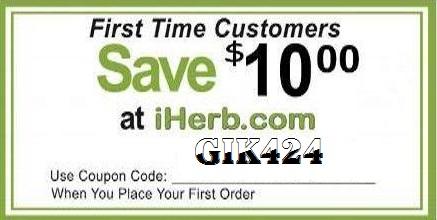 Save More Money Using iHerb Promo Code - F1000 Scientist