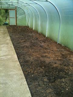 gardening, hopwood hall, life on pig row