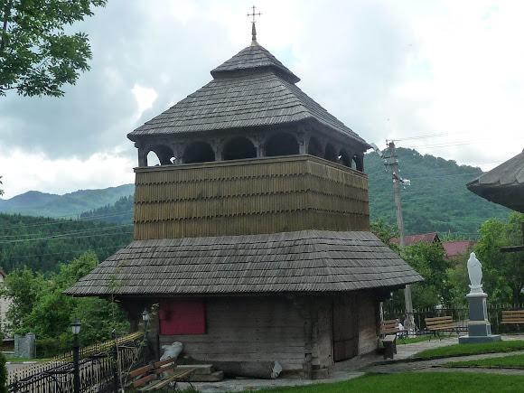 Сколе. Церква святого Пантелеймона. УГКЦ. 1591