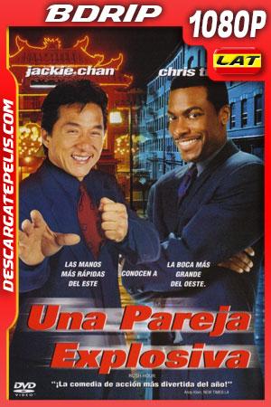 Una pareja explosiva (1998) 1080p BDrip Latino – Ingles