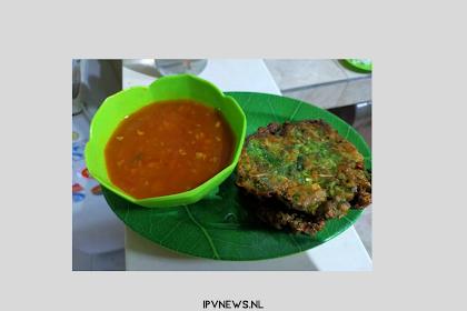 Vegetarisch Omelet recept