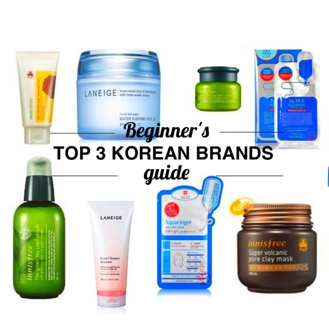 Skin Care Brands: Claudlyy: Beginner's Guide To Korean Skincare : Top 3