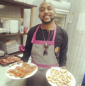 banky w chef cook