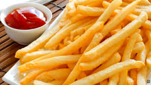 French fries cancer causing food