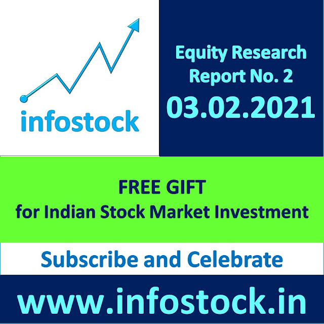 Free Infostock Equity Report for Indian Stock Market Investors