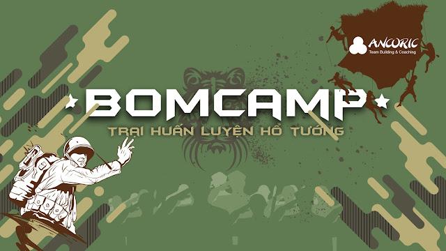BOMCamp phiên bản mở rộng - khai giảng ngày 15/09/2018
