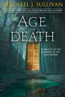 Review of Age of Death by Michael J. Sullivan