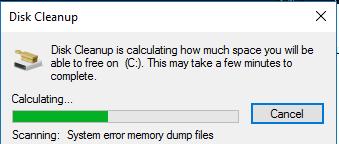 calculating junk