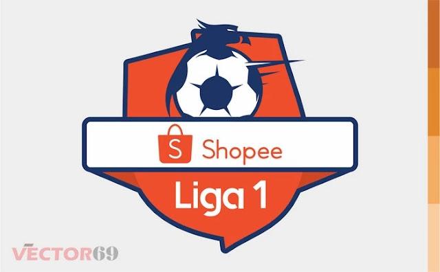 Logo Shopee Liga 1 Indonesia - Download Vector File AI (Adobe Illustrator)