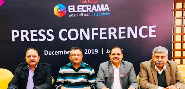 jaipur, rajasthan, elecrama 2020, jaipur news, rajasthan news1, rnews1, hindi.rnews1, rajasthan news in hindi, elecrama,elecrama 2020,elecrama 2018,electrama,elecrama 2018 awards,ieema,electric auto,electric,ecomitram,electric autorickshaw,neeraj nanda,electric mobility,elecrama-2018,elecrama2018,elecrama-2016,sunil misra,delhi ncr,goldmedel electrical,generator,electric vehicle,energy management,electric vehicles,futureiselectric,polycab,gurugram,power management,corporate stalls,curie labs,arnab goswami angry,management,breaking news,events,power sector