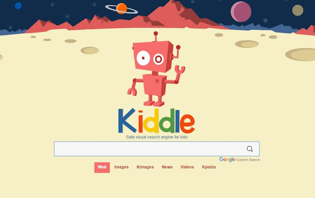 kid friendly search engine