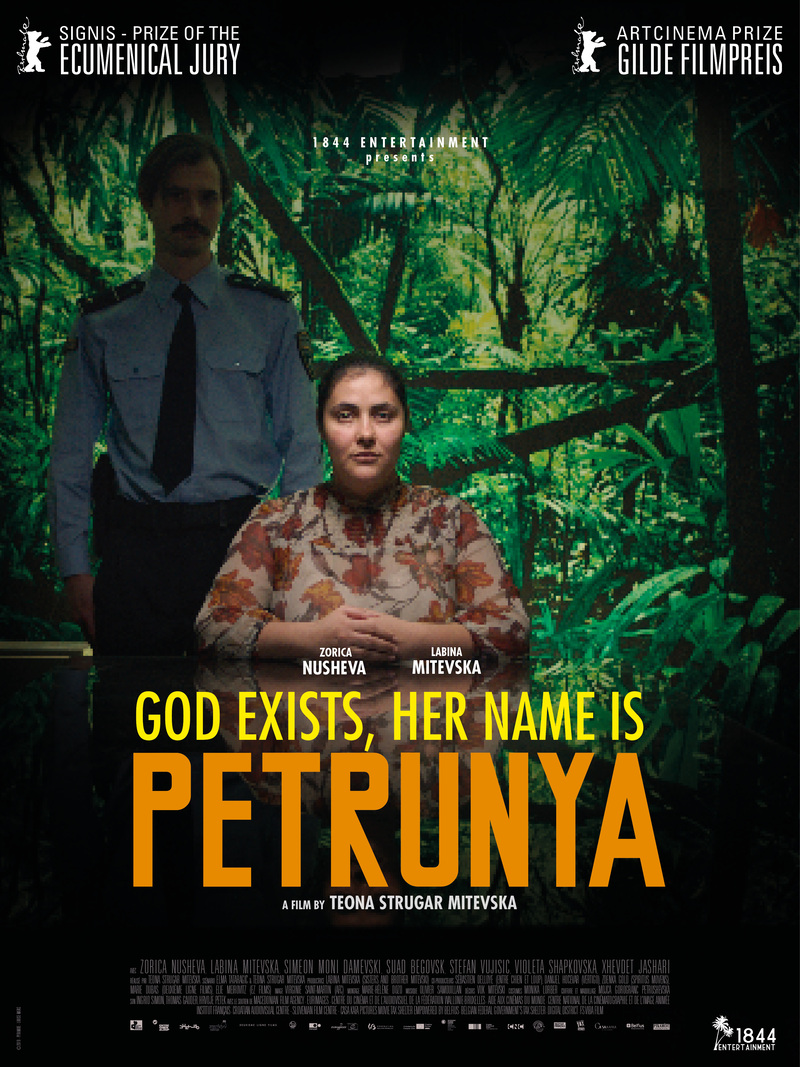 God Exists Her Name is Petrunya poster