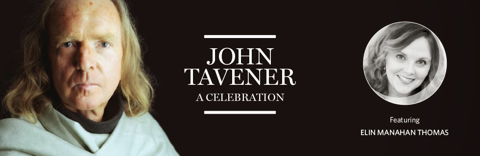 The Bach Choir - John Tavener Celebration