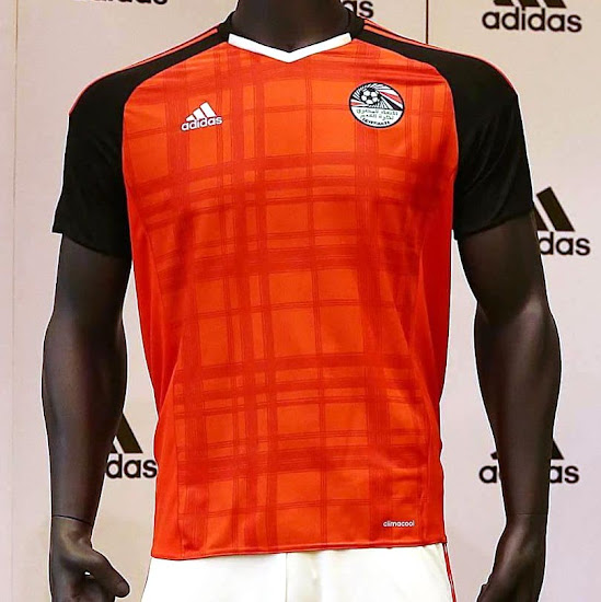 lowest price 6245f a3b38 Adidas Egypt 2017 AFCON Kits Released - Footy Headlines