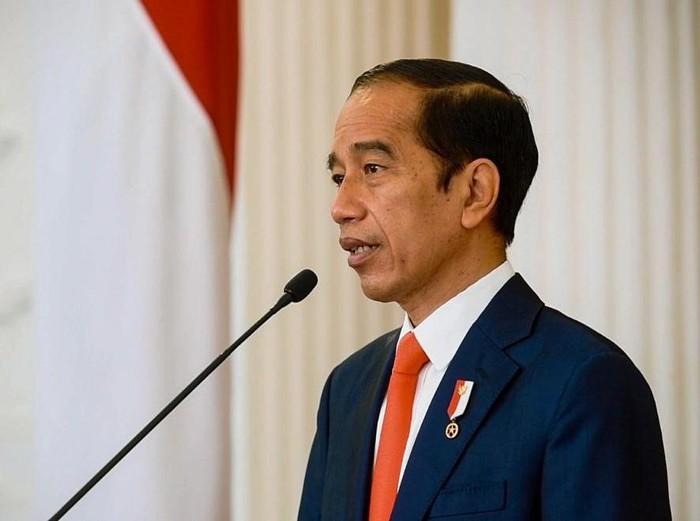 Jokowi: UU Cipta Kerja Majukan Ekonomi, Tapi Tak Rugikan Lingkungan