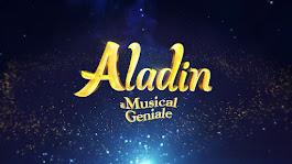 """""""ALADIN IL MUSICAL GENIALE"""" REGIA DI MAURIZIO COLOMBI"""