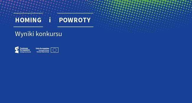 Wyniki trzeciej edycji konkursu Powroty i Homing w FNP