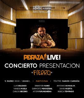 PEDRAZA! LIVE cartel