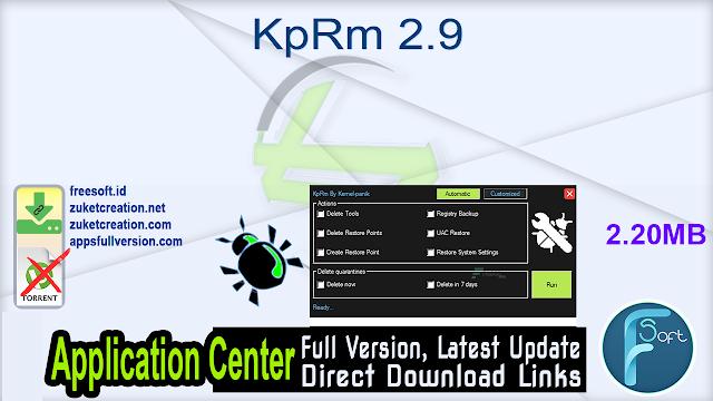 KpRm 2.9