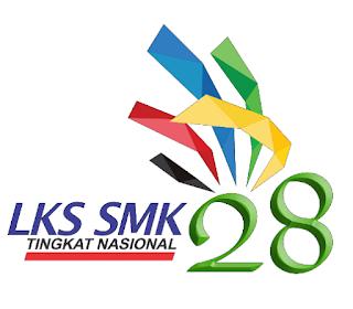 logo lks smk xxviii 28 tingkat nasional tahun 2020 daring online tomatalikuang.com